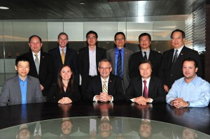 Trade Visit to China 2011