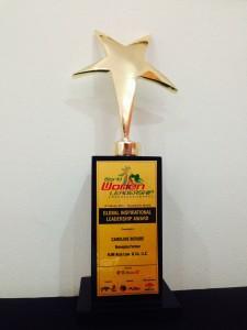 Women in Leadership Congress, CBerube Award