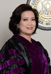 Honorable Justice Maria Lourdes P. A. Sereno